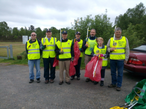 WFL LITTER PICK